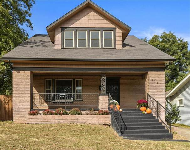 1741 W Park Place, Oklahoma City, OK 73106 (MLS #931579) :: ClearPoint Realty