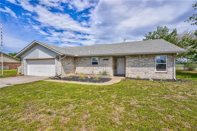 1021 S Country Club Road, Anadarko, OK 73005 (MLS #932069) :: Maven Real Estate