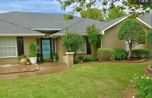 2011 Peach Avenue, Weatherford, OK 73096 (MLS #933097) :: Homestead & Co