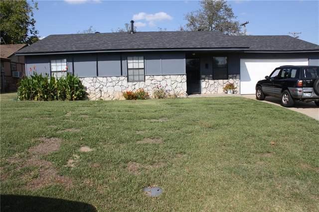 1725 NE 54th Street, Oklahoma City, OK 73111 (MLS #933334) :: Homestead & Co