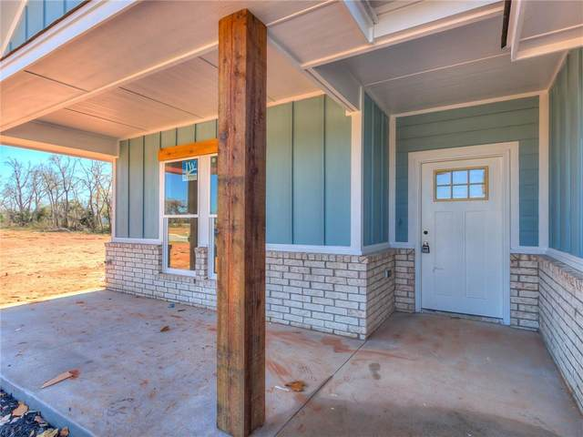 628 E Barajas Trail, Mustang, OK 73064 (MLS #934023) :: Homestead & Co