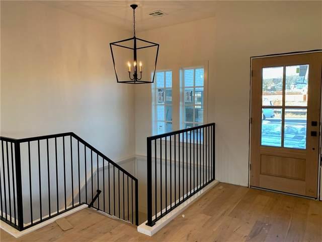 7424 Skipping Stone Drive, Edmond, OK 73034 (MLS #934026) :: Homestead & Co