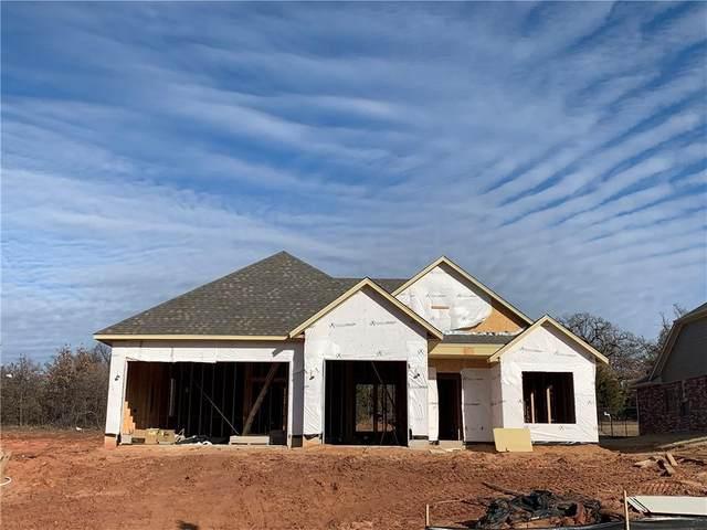8870 Overlook Drive, Guthrie, OK 73044 (MLS #934305) :: Homestead & Co