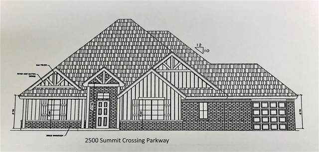 2500 Summit Crossing Parkway, Norman, OK 73071 (MLS #934357) :: The UB Home Team at Whittington Realty