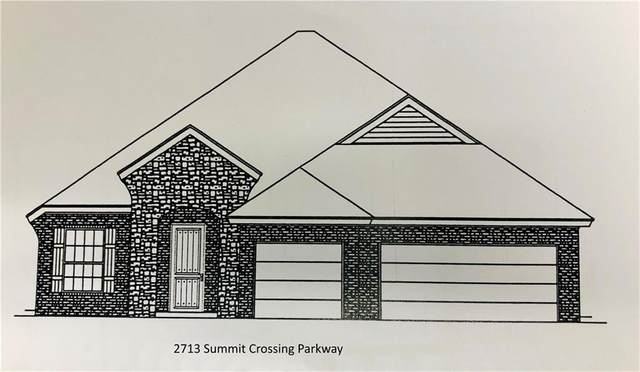 2713 Summit Crossing Parkway, Norman, OK 73071 (MLS #934368) :: The UB Home Team at Whittington Realty