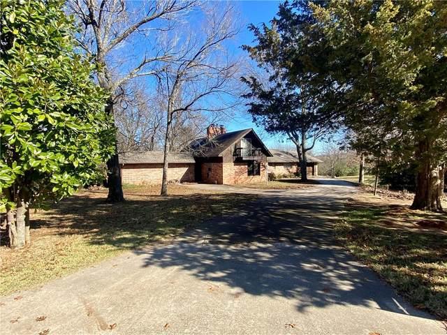 812 Hidden Lake Drive, Seminole, OK 74868 (MLS #934471) :: ClearPoint Realty
