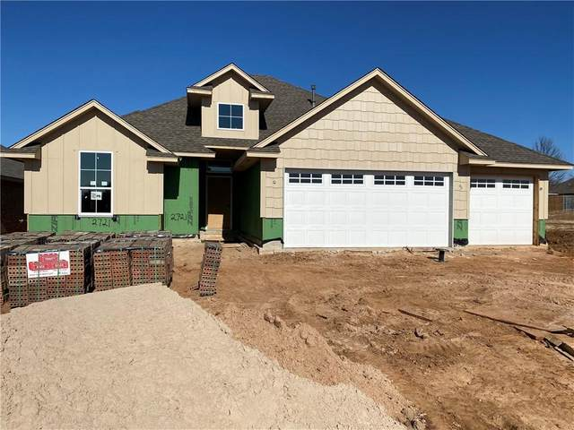 2721 Summit Crossing Parkway, Norman, OK 73071 (MLS #934818) :: Your H.O.M.E. Team