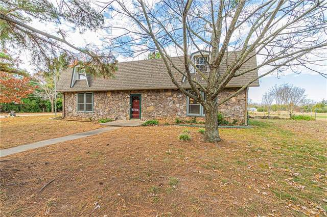 18 Pineyridge Lane, Shawnee, OK 74801 (MLS #935185) :: Keller Williams Realty Elite