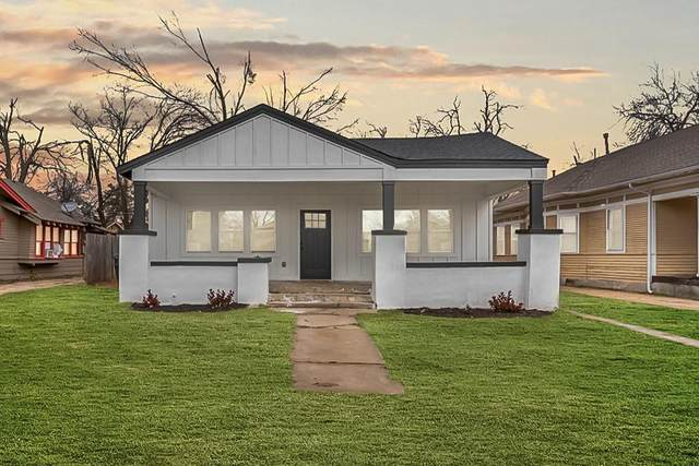 1531 NW 33rd Street, Oklahoma City, OK 73118 (MLS #936218) :: Homestead & Co