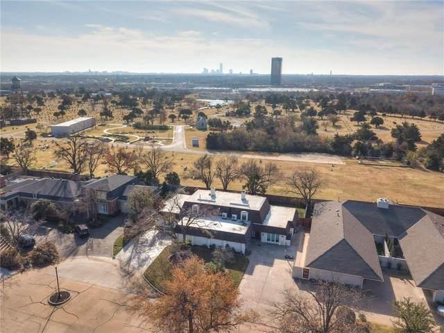 1442 N Duffner Drive, Oklahoma City, OK 73118 (MLS #936794) :: Erhardt Group at Keller Williams Mulinix OKC