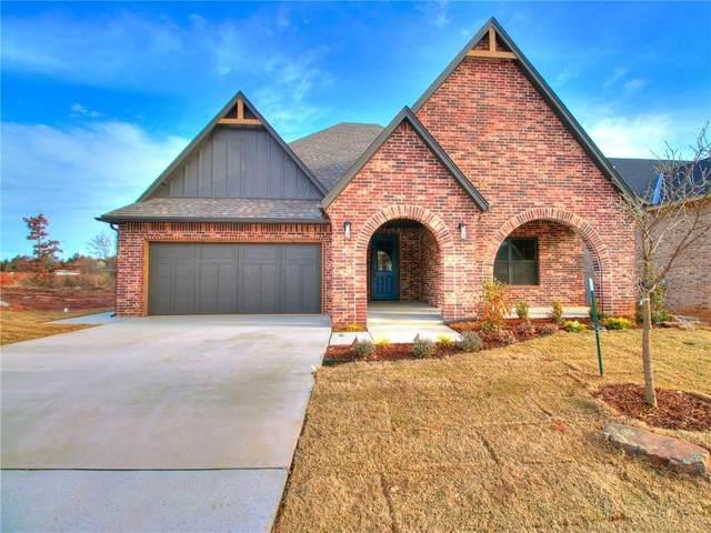 3525 Bello Way, Edmond, OK 73034 (MLS #937170) :: Maven Real Estate