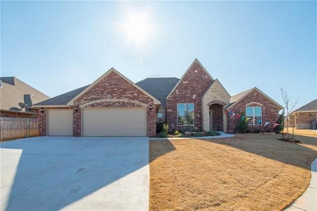 9112 SW 33rd Street, Oklahoma City, OK 73179 (MLS #937547) :: Homestead & Co