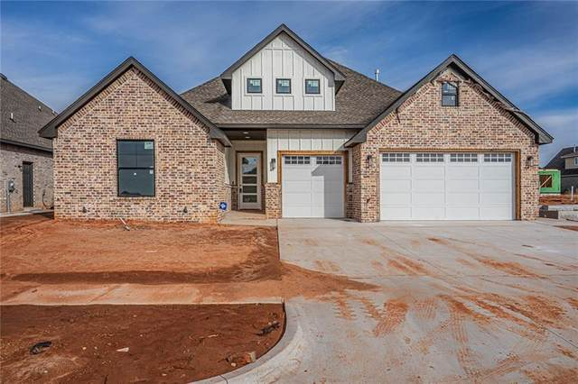 12013 SW 49th Street, Mustang, OK 73064 (MLS #937911) :: The UB Home Team at Whittington Realty