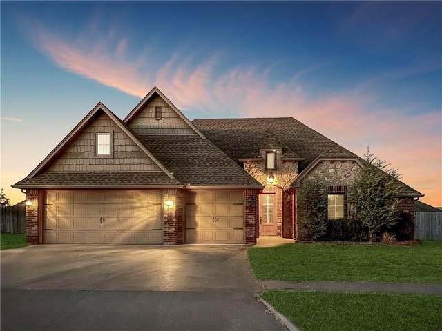 2205 Pinnacle Drive, Weatherford, OK 73096 (MLS #938250) :: Erhardt Group