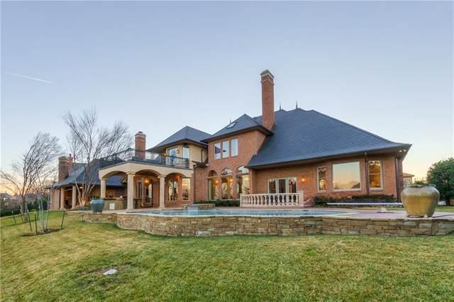 5204 Verbena Lane, Oklahoma City, OK 73142 (MLS #942133) :: The UB Home Team at Whittington Realty
