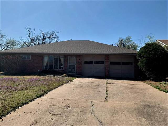 2524 Huntleigh Drive, The Village, OK 73120 (MLS #942512) :: ClearPoint Realty