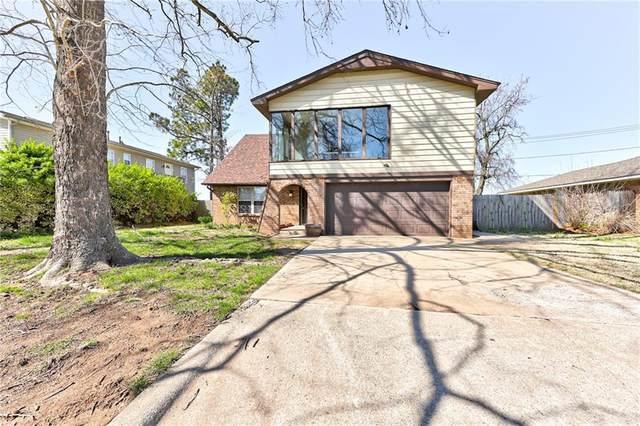 442 Claremont Drive, Norman, OK 73069 (MLS #942532) :: Homestead & Co