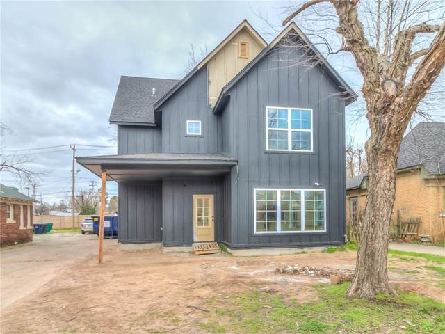 1124 NW 43rd Street, Oklahoma City, OK 73118 (MLS #942602) :: ClearPoint Realty