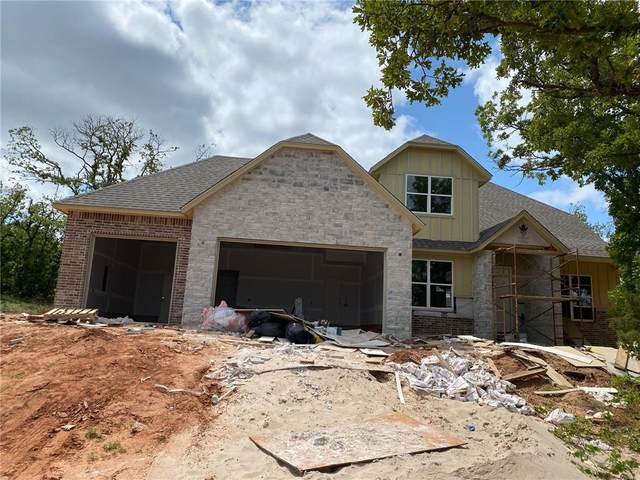 14525 Lockton Drive, Jones, OK 73049 (MLS #942621) :: Keller Williams Realty Elite