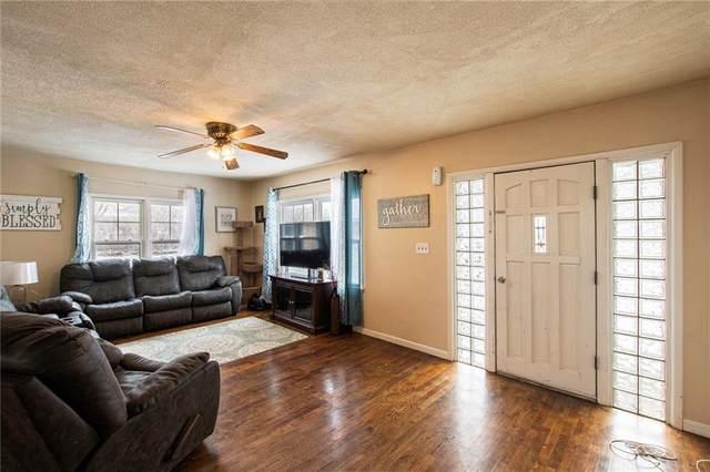800 N Main Street, Thomas, OK 73669 (MLS #942624) :: ClearPoint Realty