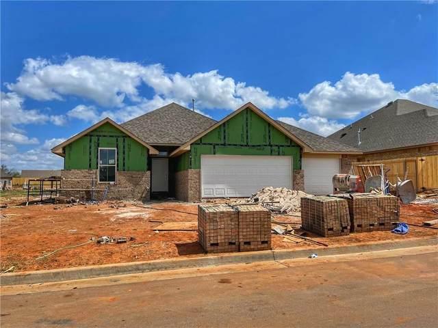 11028 Brick Lane, Oklahoma City, OK 73162 (MLS #942793) :: Homestead & Co