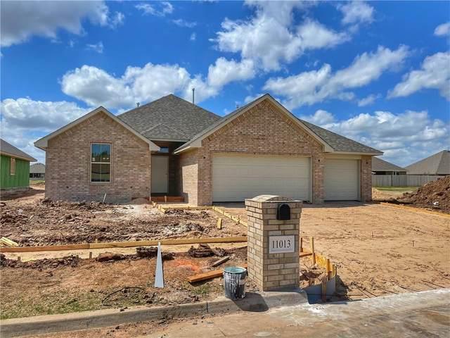 11013 Treemont Lane, Oklahoma City, OK 73162 (MLS #942796) :: Homestead & Co