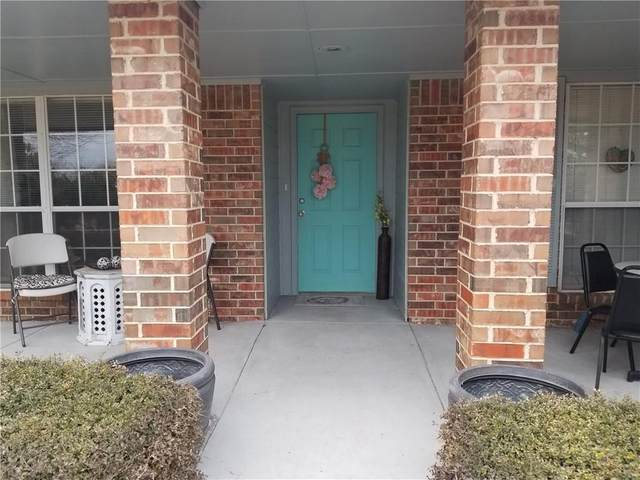 6713 NW 133rd Street, Oklahoma City, OK 73142 (MLS #943965) :: Erhardt Group at Keller Williams Mulinix OKC