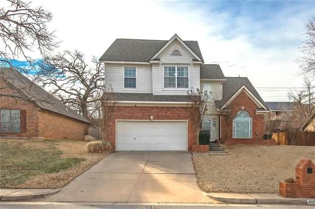 617 Knights Bridge Road, Edmond, OK 73034 (MLS #943980) :: Your H.O.M.E. Team