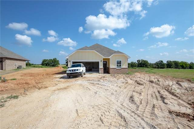 15935 Spur Circle, McLoud, OK 74851 (MLS #945879) :: Maven Real Estate