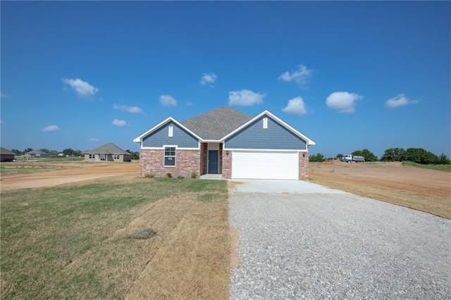 15938 Spur Circle, McLoud, OK 74851 (MLS #945883) :: Maven Real Estate