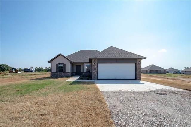 15945 Lasso Circle, McLoud, OK 74851 (MLS #945885) :: Maven Real Estate