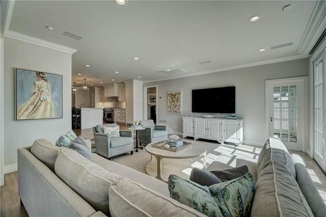 1114 Tedford Way, Nichols Hills, OK 73116 (MLS #946901) :: Homestead & Co