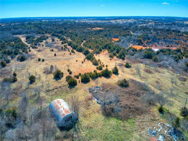 00 Lake Rd  Lot 19 30 Acres, Shawnee, OK 74801 (MLS #947042) :: Homestead & Co