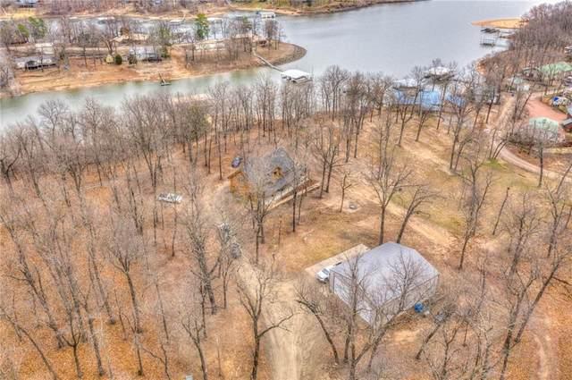 116679 S 4243 Road, Eufaula, OK 74432 (MLS #947575) :: Maven Real Estate