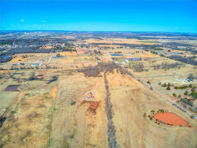 00 Drummond Rd 15 Acres, Shawnee, OK 74801 (MLS #947635) :: Keller Williams Realty Elite