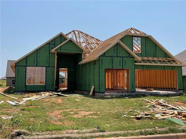 9320 SW 40th Street, Oklahoma City, OK 73179 (MLS #947831) :: Maven Real Estate