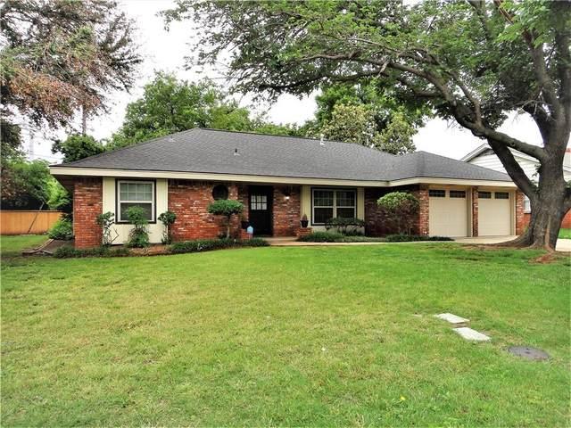 5701 N Virginia Avenue, Oklahoma City, OK 73118 (MLS #947902) :: The UB Home Team at Whittington Realty