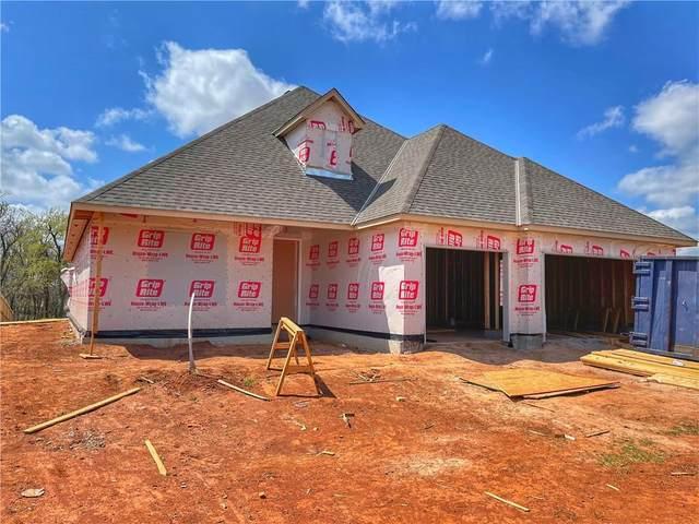 15909 Aparados Way, Edmond, OK 73013 (MLS #948060) :: Homestead & Co
