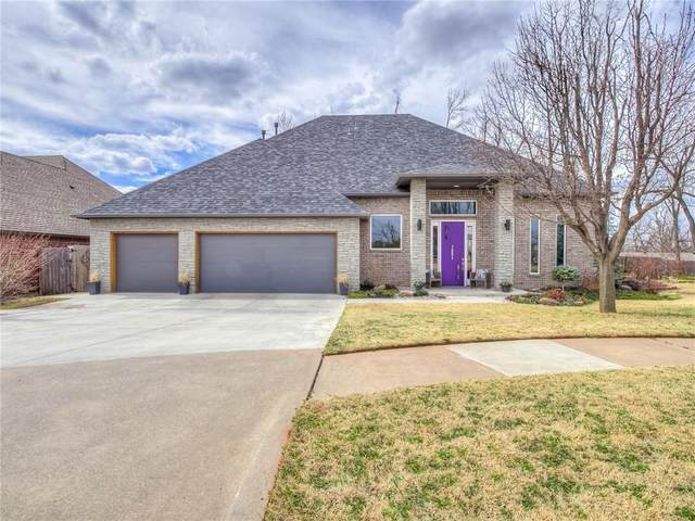 223 N Willow Terrace, Mustang, OK 73064 (MLS #948466) :: ClearPoint Realty