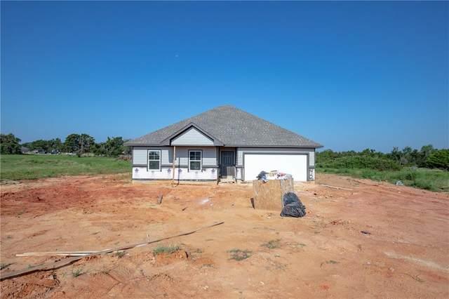 15942 Lasso Circle, McLoud, OK 74851 (MLS #949269) :: Maven Real Estate