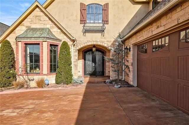 16700 Little Leaf Lane, Edmond, OK 73012 (MLS #949295) :: Homestead & Co