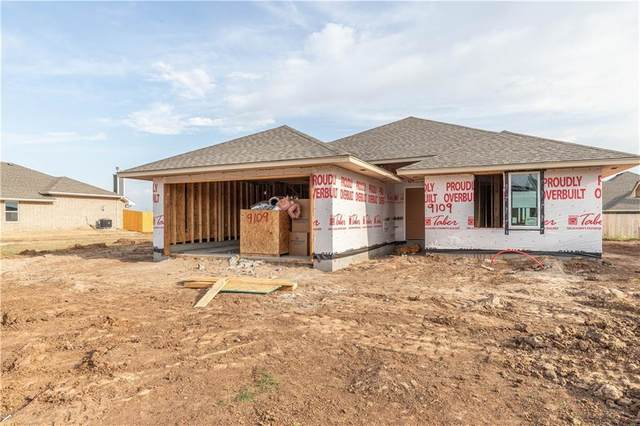 9109 NW 120th Street, Yukon, OK 73099 (MLS #949701) :: Maven Real Estate