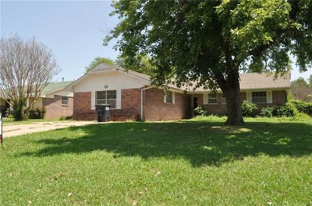 15 Hardesty Drive, Shawnee, OK 74804 (MLS #951448) :: Maven Real Estate