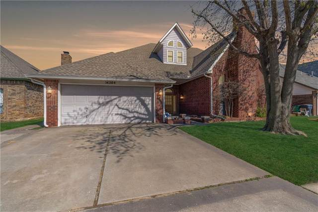 14304 Pony Road, Oklahoma City, OK 73134 (MLS #951675) :: Homestead & Co