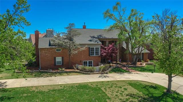 1300 Larchmont Lane, Nichols Hills, OK 73116 (MLS #952823) :: Maven Real Estate