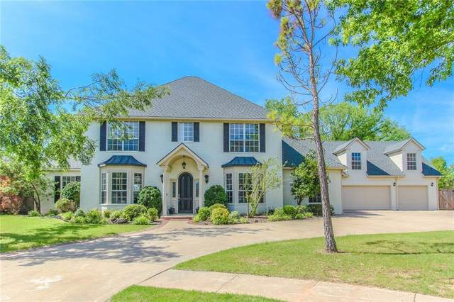 4716 Foxborough Court, Norman, OK 73072 (MLS #953544) :: ClearPoint Realty