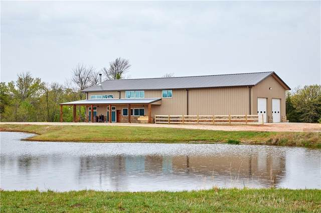 33431 Highway 39, Wanette, OK 74878 (MLS #954023) :: The UB Home Team at Whittington Realty