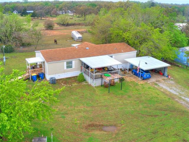 14776 NE 50th Street, Choctaw, OK 73020 (MLS #954224) :: Maven Real Estate