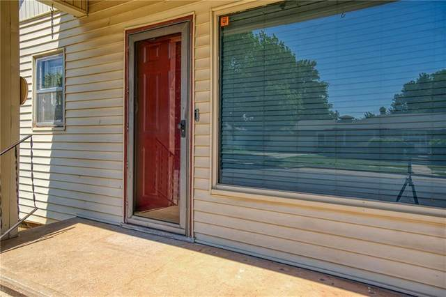 503 N Grant Street, Cordell, OK 73632 (MLS #954687) :: Sold by Shanna- 525 Realty Group