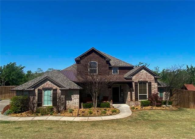 3150 Santa Rosa Court, Norman, OK 73071 (MLS #954968) :: KG Realty